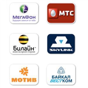 Операторы сотовой связи Шагонара